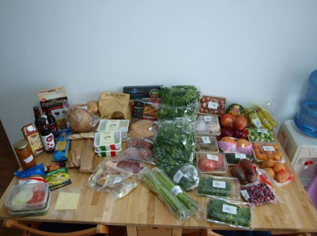 Food Fields
