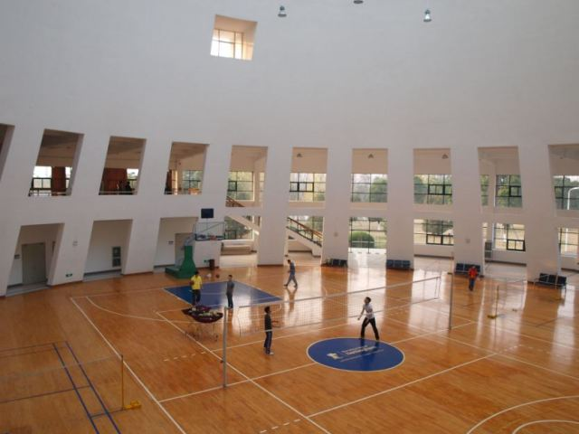 Gym Big Room