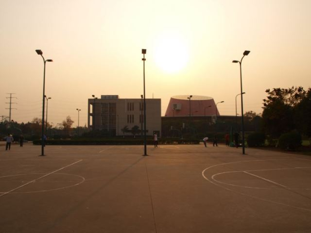 Gym Outside