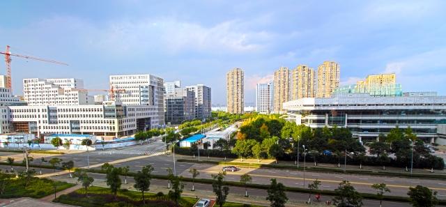 Yinzhou_Incubator_Park